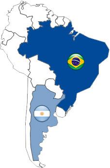thega dml discos de tacógrafos e dml bobinas térmicas no Brasil e na Argentina